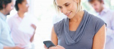 Text and Voice Messaging